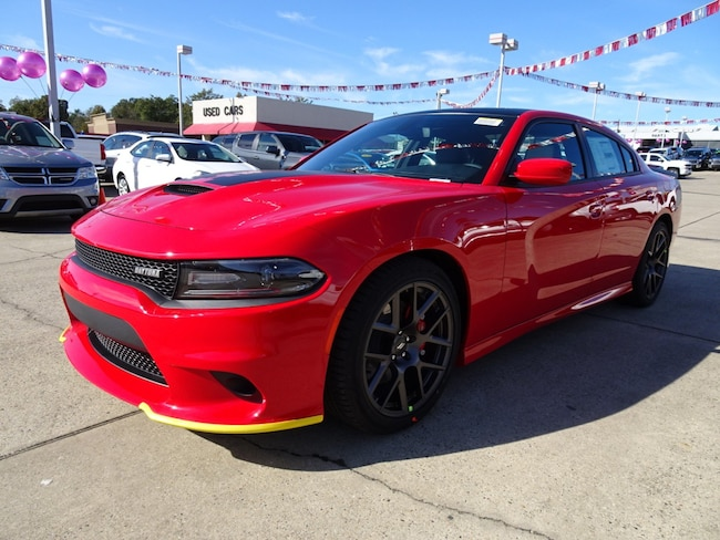 new 2019 Dodge Charger R/T RWD Sedan in Laurel MS