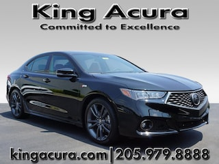 New 2019 Acura TLX 2.4 8-DCT P-AWS with A-SPEC RED Sedan 19UUB1F69KA002776 Hoover, AL