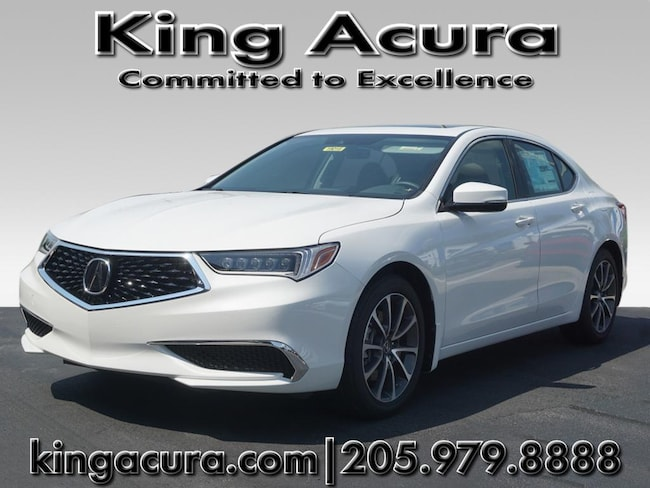 New 2019 Acura TLX 3.5 V-6 9-AT P-AWS Sedan for sale in Hoover, AL