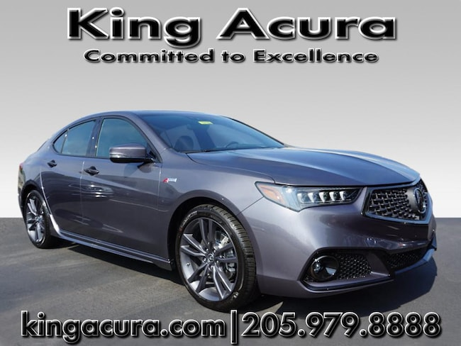 New 2019 Acura TLX 3.5 V-6 9-AT P-AWS with A-SPEC Sedan for sale in Hoover, AL