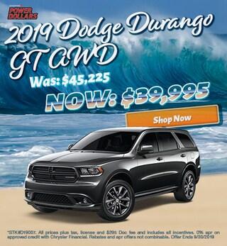 2019 Dodge Durango GT AWD