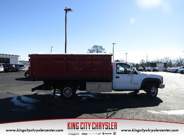 1998 Chevrolet K3500 Chassis Truck