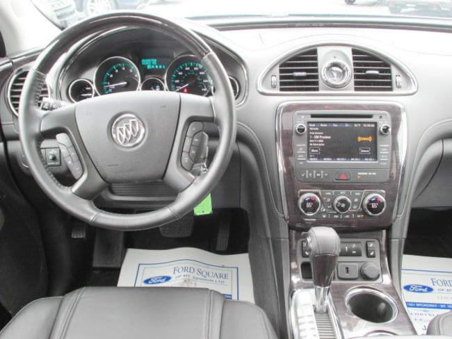 Used 2017 Buick Enclave Leather For Sale Mt Vernon Il