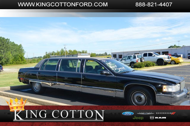 1995 Cadillac Fleetwood Base Sedan