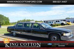 1995 Cadillac Fleetwood Base Sedan