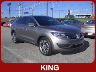 2016 Lincoln MKX Reserve Front-wheel Drive SUV