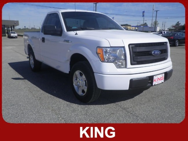 2014 Ford F-150 4x2 Truck Regular Cab