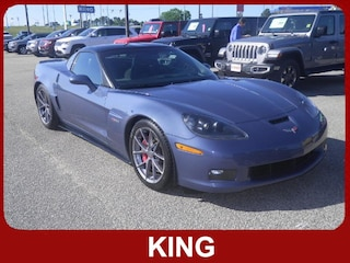 2011 Chevrolet Corvette Z06 Hardtop Rear-wheel Drive Coupe
