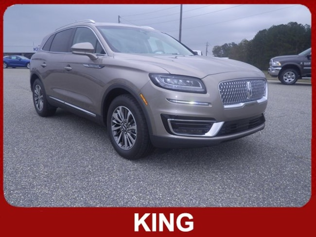 2019 Lincoln Nautilus Select Front-Wheel Drive (F Crossover