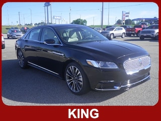 2019 Lincoln Continental Select FWD Select FWD