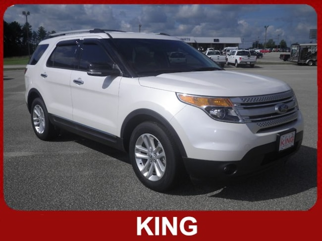 2014 Ford Explorer XLT Front-wheel Drive SUV