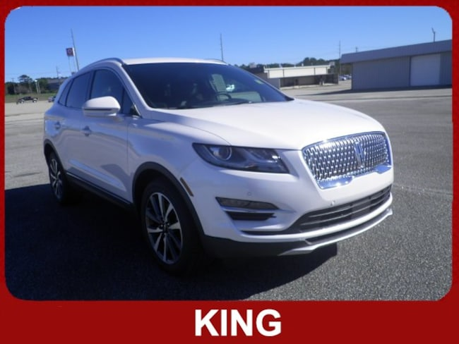 2019 Lincoln MKC Reserve FWD Crossover