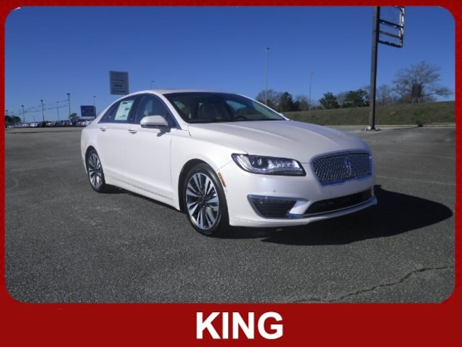 2019 Lincoln MKZ Reserve II Front Wheel Drive Car