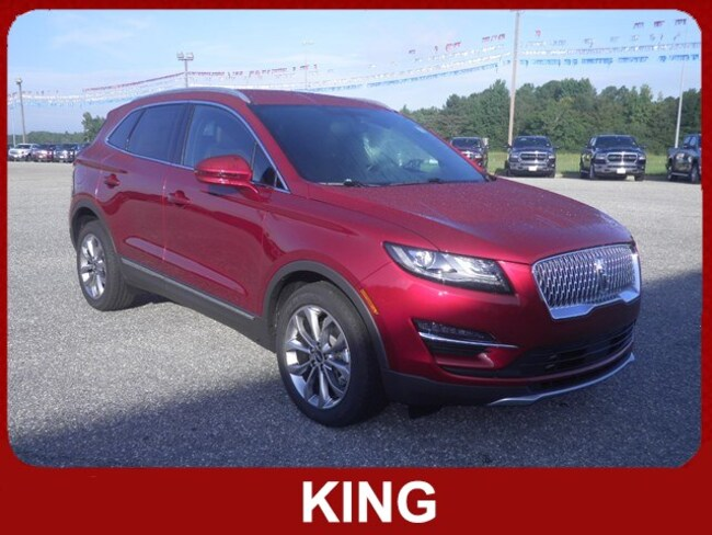 2019 Lincoln MKC Select FWD Crossover