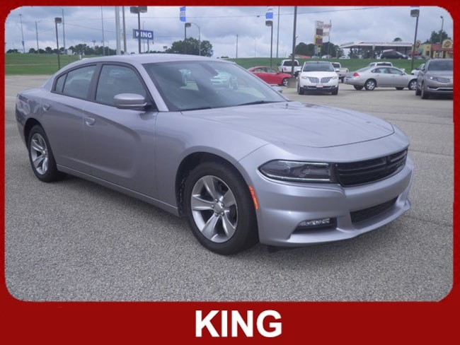2018 Dodge Charger SXT Plus Rear-wheel Drive Sedan