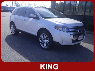 2014 Ford Edge SEL Front-wheel Drive SUV
