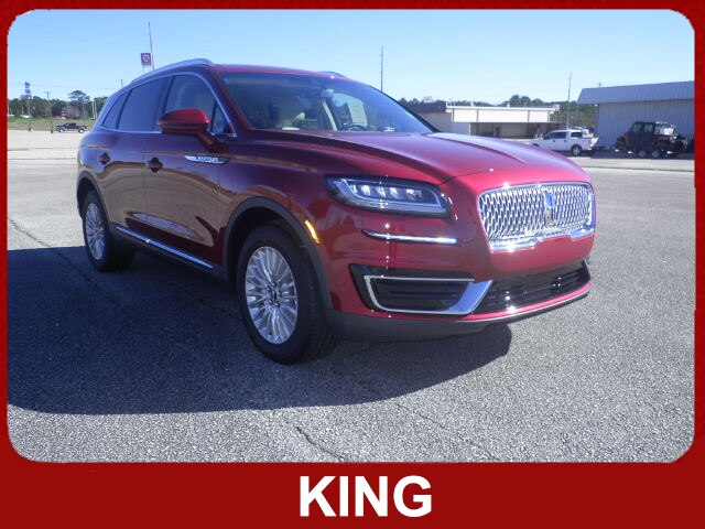 2019 Lincoln Nautilus Standard Intelligent All-Whee Utility Vehicle