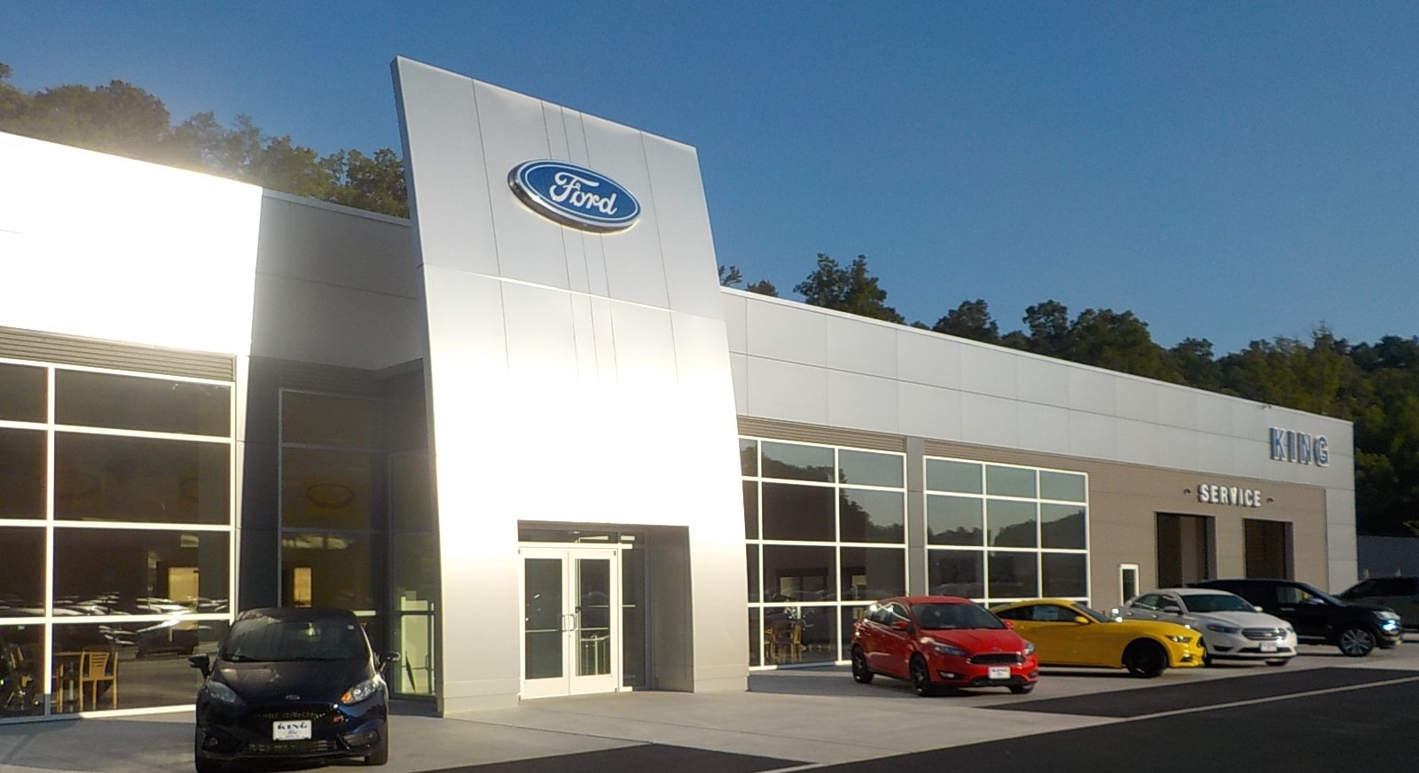 About King Ford Murphy Nc Ford Dealer Serving Blairsville Ga