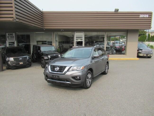 2018 Nissan Pathfinder SL Premium SUV