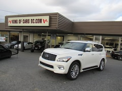2017 INFINITI QX80 5.6L TECHNOLOGY AWD SUV