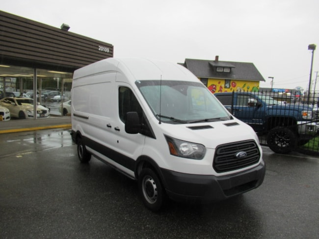 2017 Ford Transit-250 T-250 HIGH ROOF CARGO 3.7L Van High Roof Cargo Van