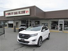 2017 Ford Edge Sport EcoBoost AWD SUV