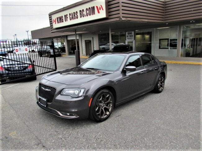 2017 Chrysler 300 S SPORT Sedan