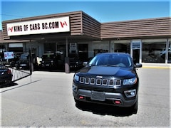 2017 Jeep Compass Trailhawk 4X4 SUV