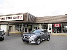 2017 Nissan Murano SL AWD SUV