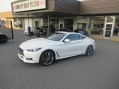 2018 INFINITI Q60 3.0t Red Sport 400 Coupe AWD Coupe
