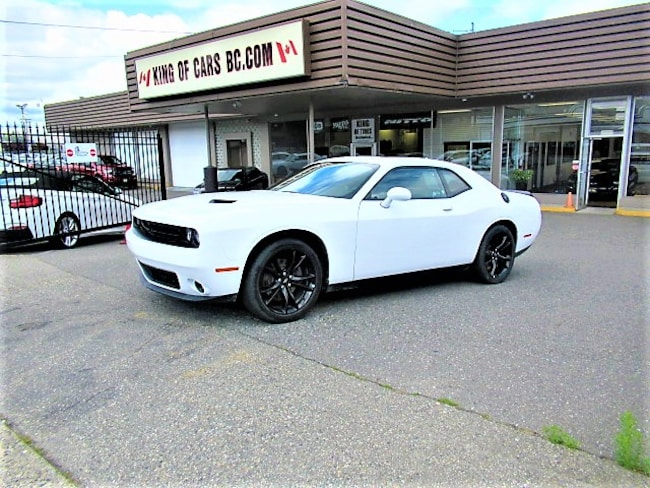 2018 Dodge Challenger SXT Plus Blacktop Coupe