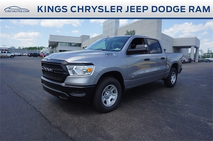 Featured New 2019 Ram All-New 1500 TRADESMAN CREW CAB 4X4 5'7 BOX Crew Cab for sale in Cincinnati, OH