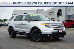 Used 2013 Ford Explorer XLT SUV DGC23898 for sale in Cincinnati, OH