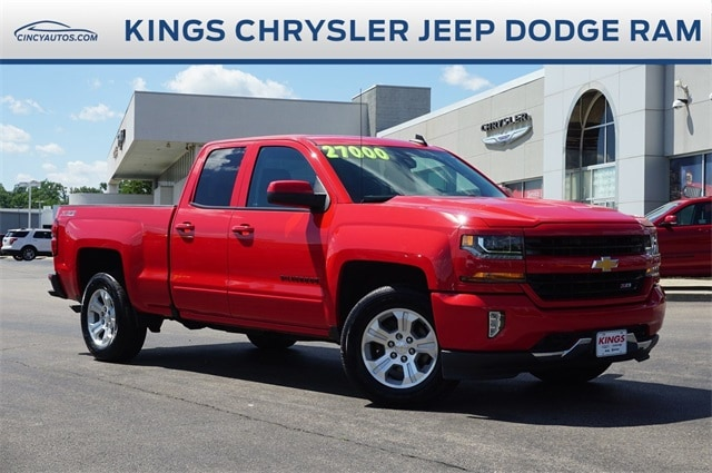 Used Truck Inventory | Kings Chrysler Jeep Dodge Ram Superstore