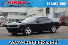 Used 2017 Dodge Challenger SXT Coupe HH580632 in Cincinnati, OH