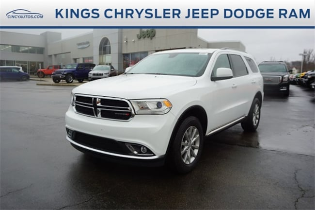 Used 2018 Dodge Durango SXT SUV for sale in Cincinnati OH