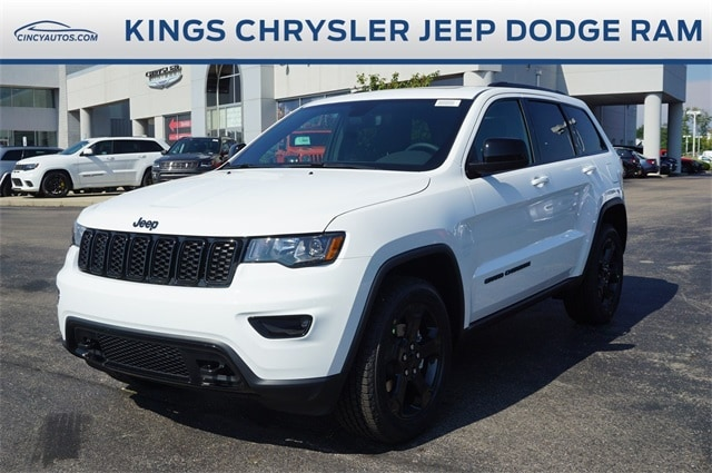 New jeep grand cherokee upland sport utility for sale