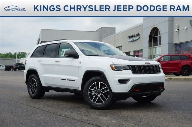 Featured New 2019 Jeep Grand Cherokee TRAILHAWK 4X4 Sport Utility for sale in Cincinnati, OH