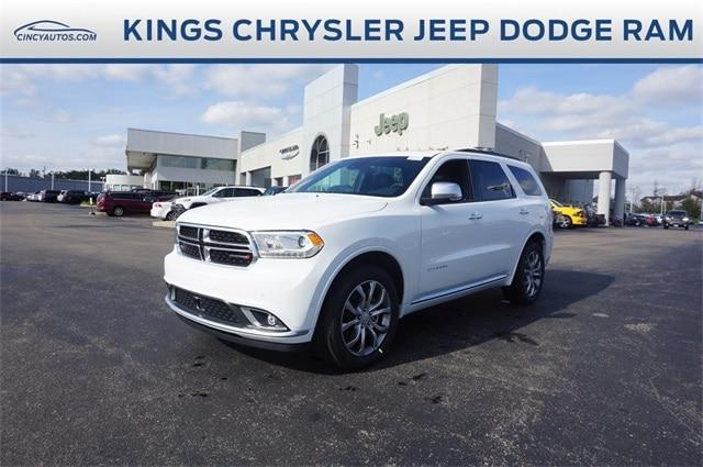 Featured New 2018 Dodge Durango CITADEL ANODIZED PLATINUM AWD Sport Utility for sale in Cincinnati, OH