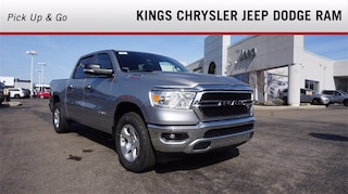 New 2021 Ram 1500 BIG HORN CREW CAB 4X4 5'7 BOX Crew Cab for sale in Cincinnati, OH