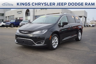 Certified Pre-Owned 2017 Chrysler Pacifica Touring L Plus Minivan/Van for sale in Cincinnati, OH
