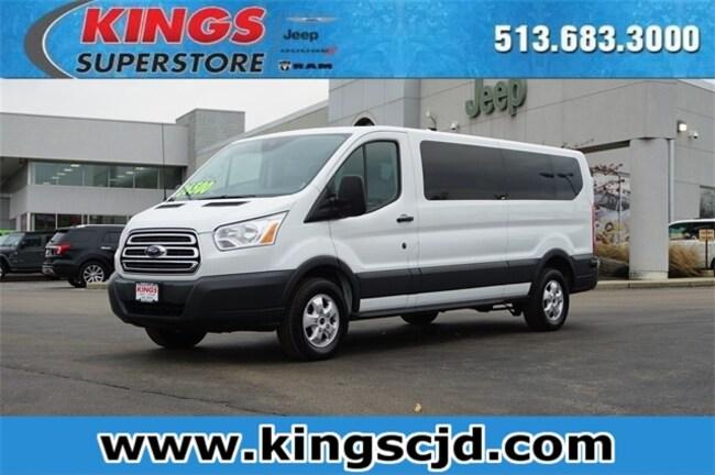 063068dd46 Used 2017 Ford Transit-350 XLT Wagon Cincinnati