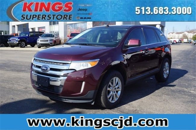 2011 Ford Edge Limited SUV