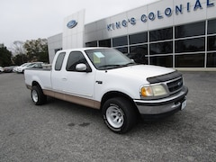 1997 Ford F-150 Super Cab XLT Truck Extended Cab
