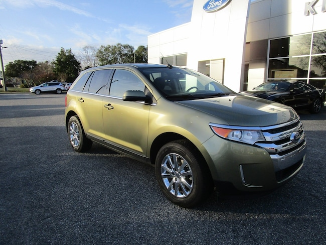 2013 Ford Edge Limited w/Touch Screen & Rear Camera SUV