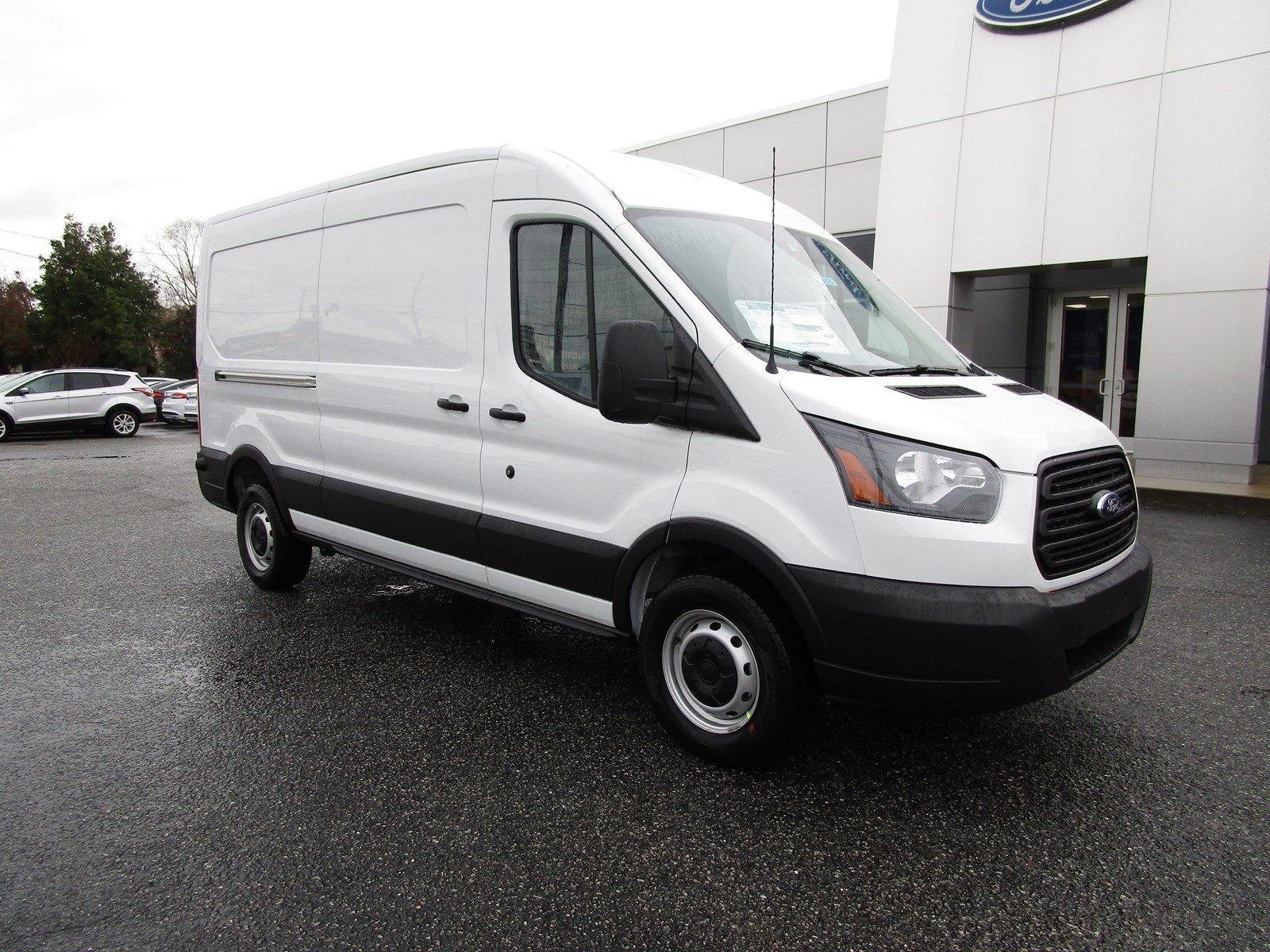 2019 Ford Transit-250 Medium Roof Cargo Van Van Medium Roof Cargo Van