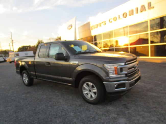 2018 Ford F-150 Super Cab  XLT Truck SuperCab Styleside