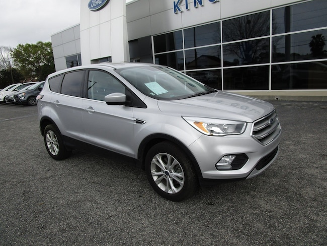 2017 Ford Escape SE 2.0 EcoBoost w/Panoramic Moonroof SUV