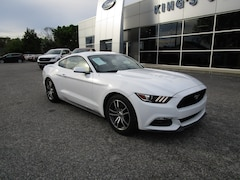 2015 Ford Mustang EcoBoost Premium w/Leather & Navigation Coupe
