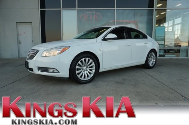 Bargain  2011 Buick Regal CXL Russelsheim Sedan in Cincinnati, OH